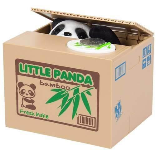 Gm Alcancia Oso Panda En Caja Sellada Al Por Mayor Y Menor