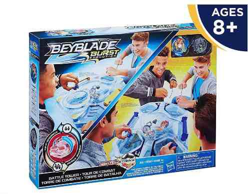 Hbk Beyblade Battle Tower Kit Hasbro Torre De Combate