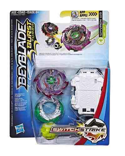 Hbk Beyblade Turbo Switchstrike Wyvron W3