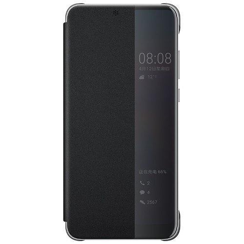 Huawei P20 Flip Cover Smart View Original Funda Premium