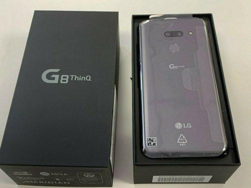 Lg G8 Thinq 128gb 6gb 2019 Colores 4g Libre Sellado