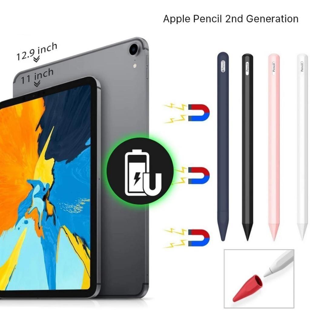 Protector de Silicona para Apple Pencil