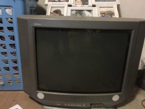 Tv Sony Trinitron 21 Pulgadas
