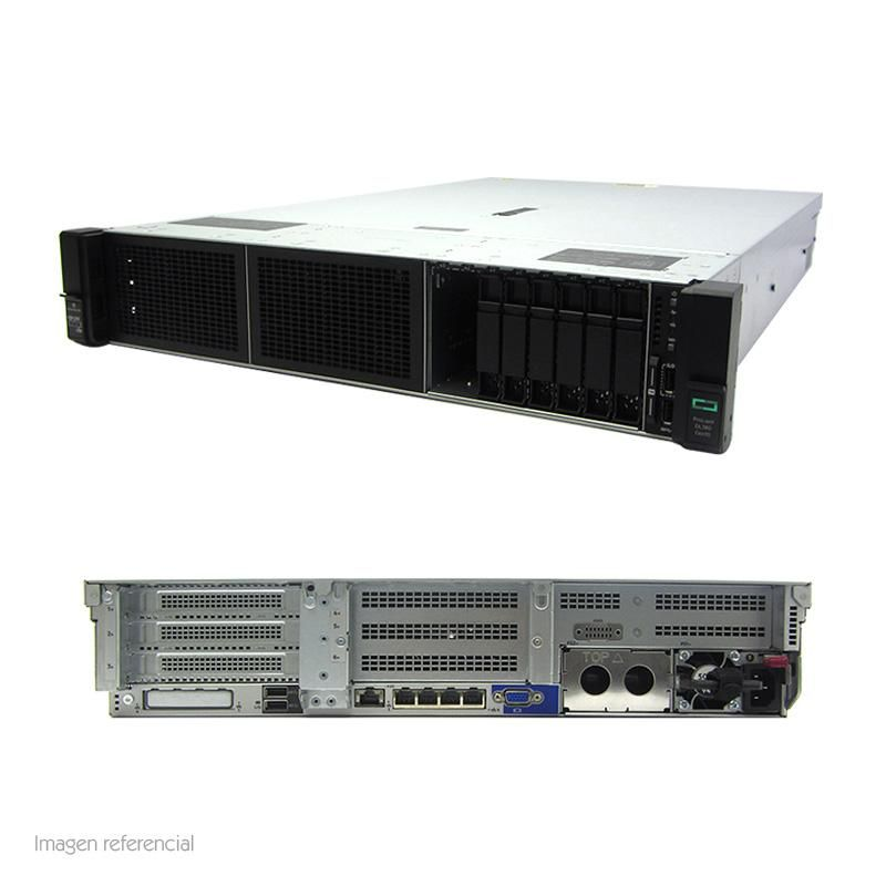 Servidor HPE ProLiant DL380 Gen10 Intel XeonSilver GB