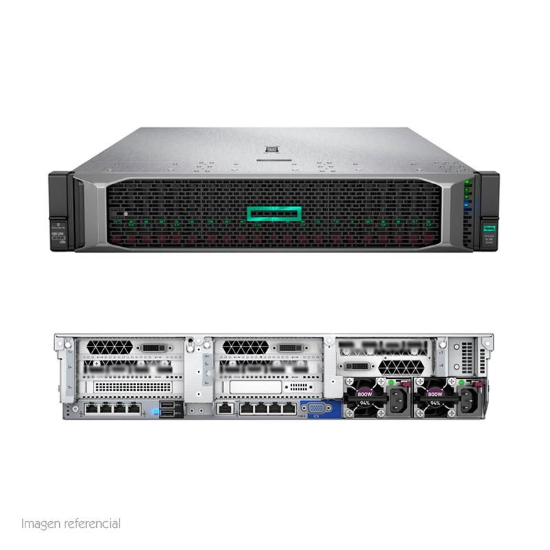 Servidor HPE Proliant DL385 Gen10 AMD EPYC z 16GB
