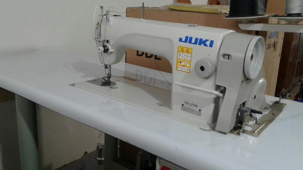 Vendo Máquinas de Coser Juki Y Kingtex