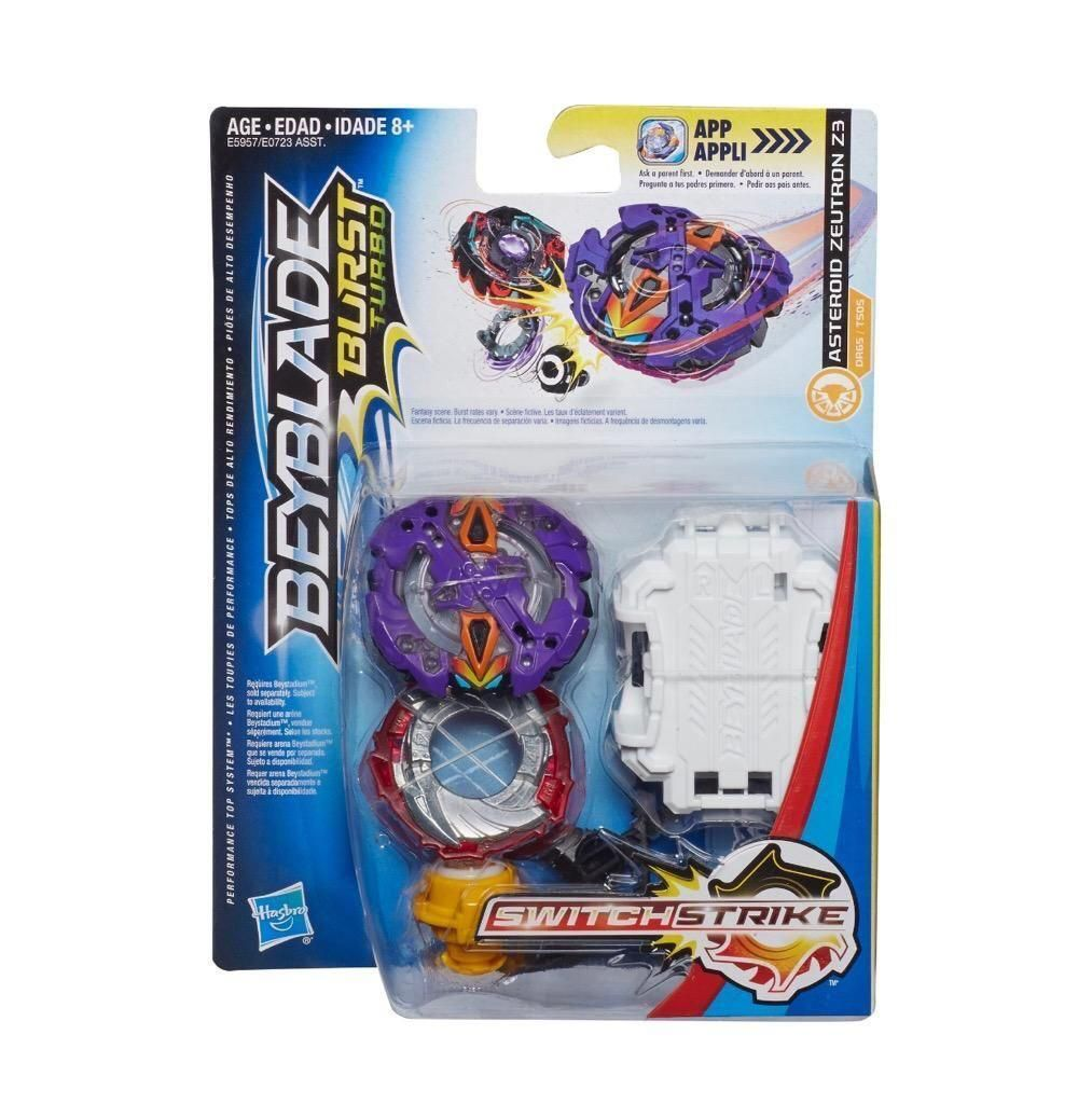 Hbk Beyblade Turbo Switchstrike Asteroid