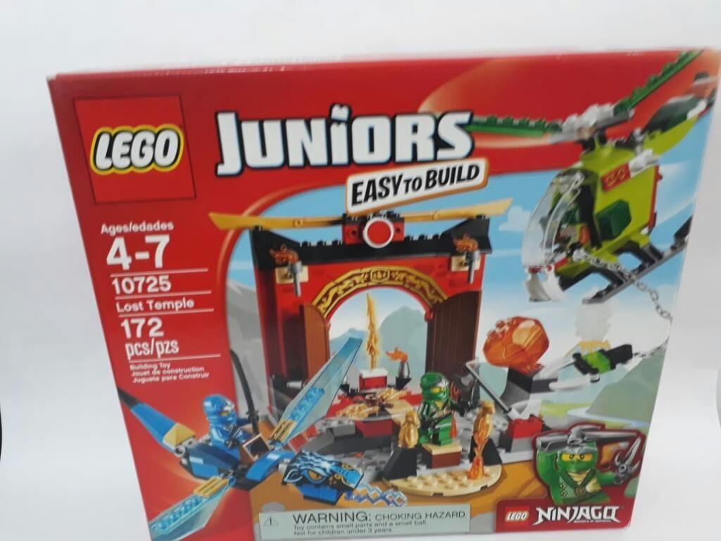 Lego Ninjago, Juniors Easy To Build