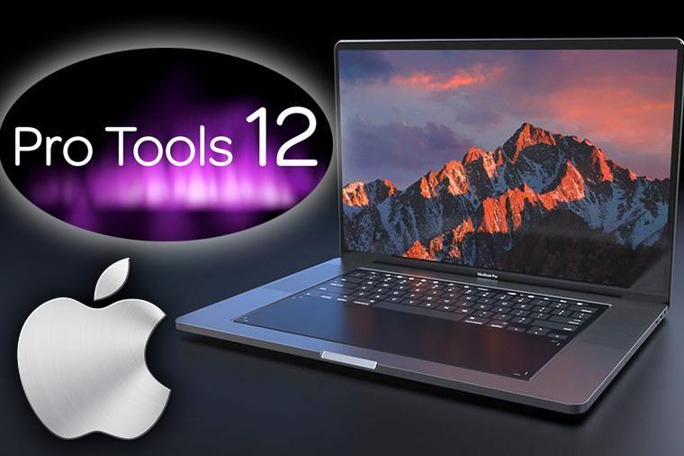 Pro Tools 12 para MAC MacBook Pro Touchbar