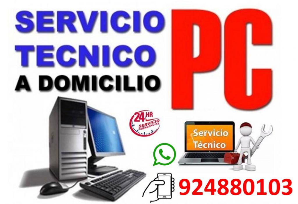Servicio Tecnico a Domicilio PC / LAPTOP