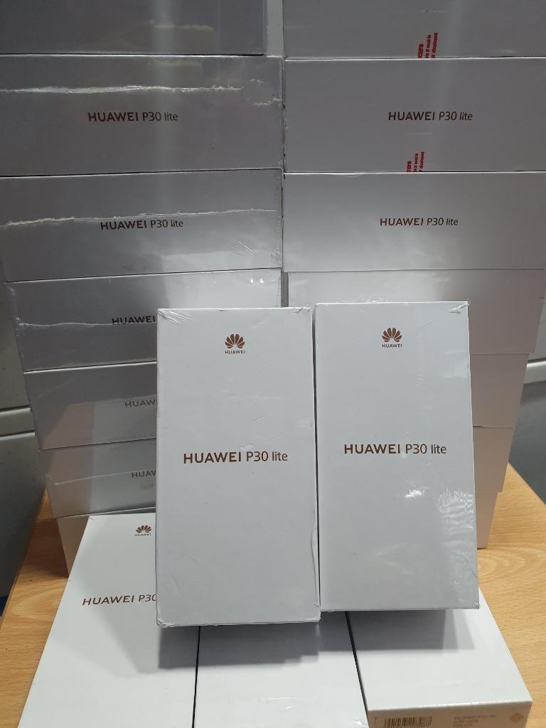 Huawei P30 Lite Nuevo Sellado 128gb