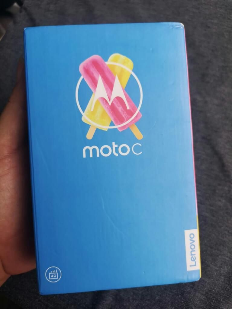 Motorola Moto C Nuevo en Caja Libre