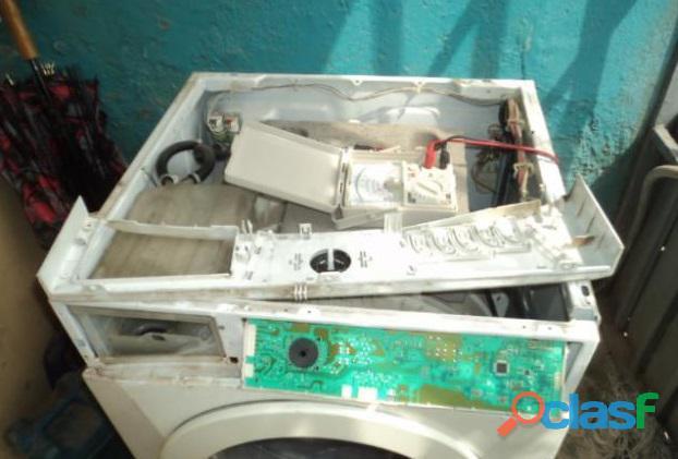 servicio bien adelante., servicio tecnico de lavadoras
