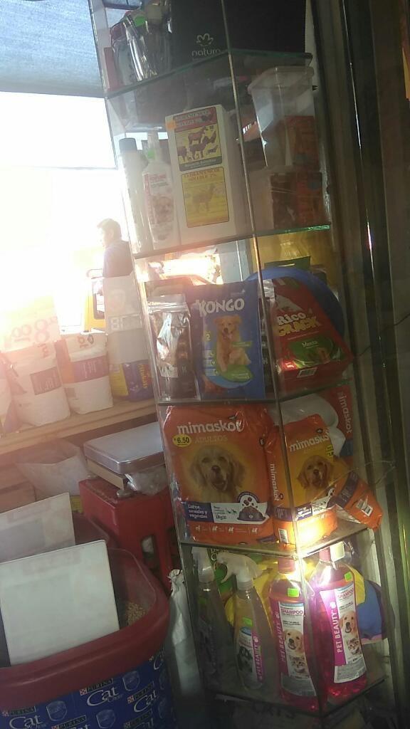 Traspaso Tienda de Comida para Animales