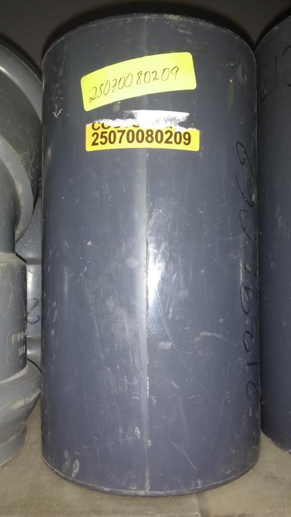 TEE 140 MM X 90 MM PVC
