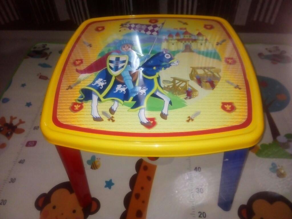 Hermoso Mobililiario Infantil