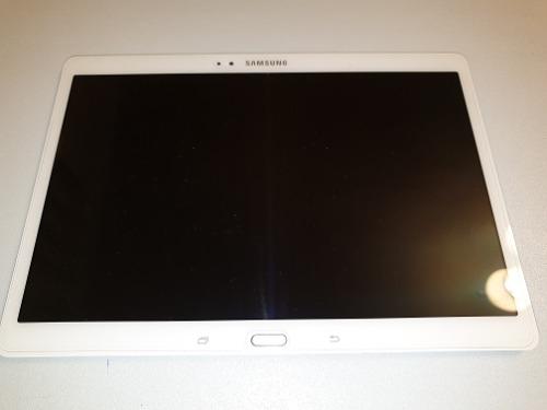 Pantalla Para Samsung Galaxy Tab S T800 Blanca