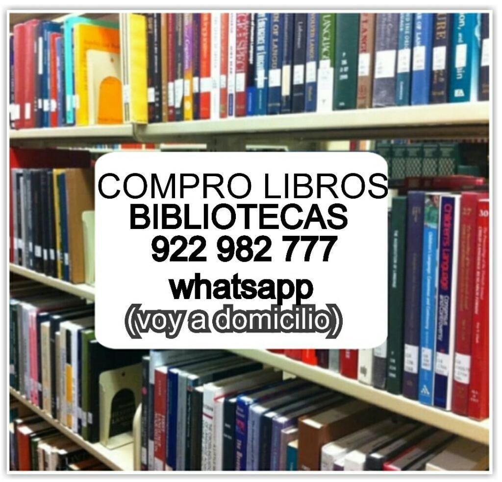 Libros Nuevos O Usados Bibliotecas