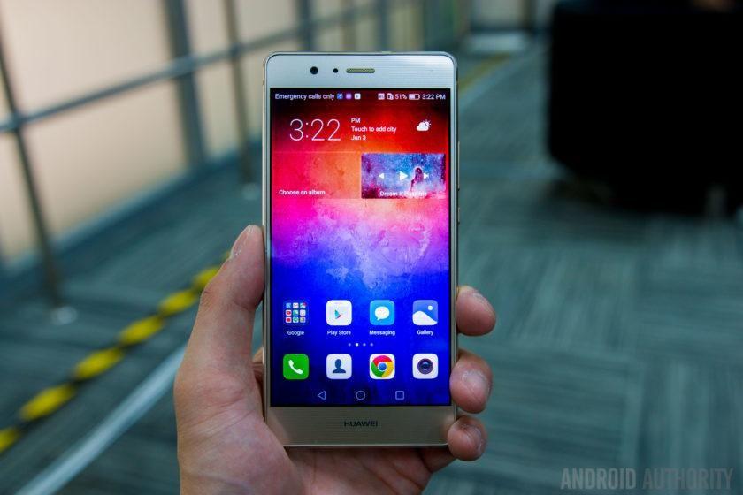 Vendo Celular Huawei P9 Lite Libre todo operador,4G LTE,2GB
