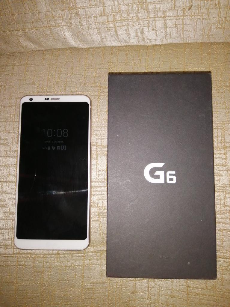 Vendo Celular Lg G6 Alta Gama