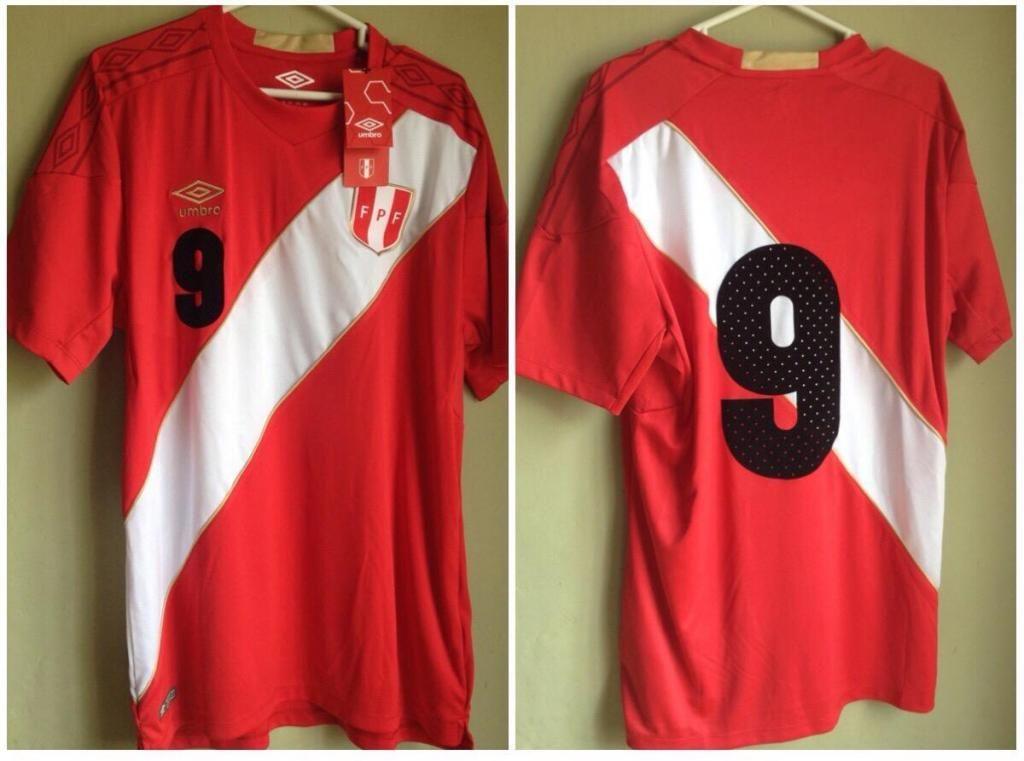Camiseta Seleccion Peruana Umbro Original