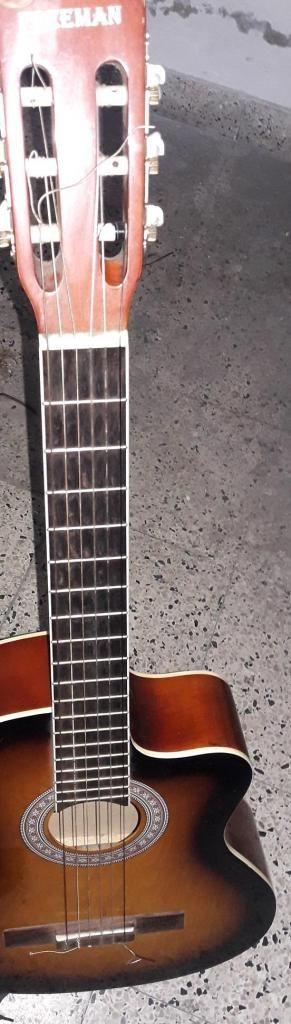 Guitarra Freeman Acustica 130 Soles