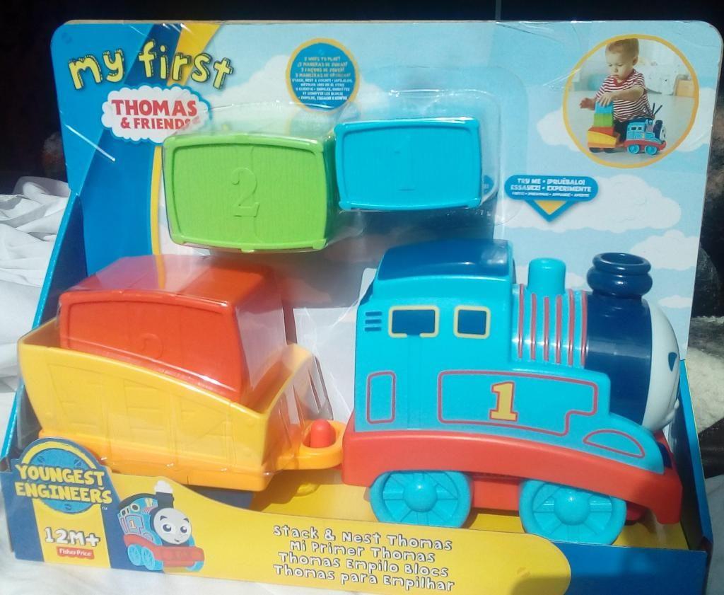 Juguete Tren Thomas - Fisher Price Nuevo -