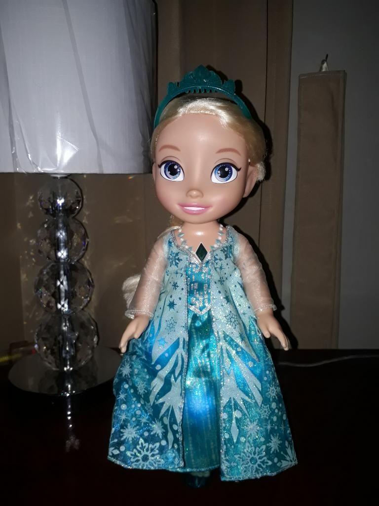 Muñeca Elsa de Frozen Original.
