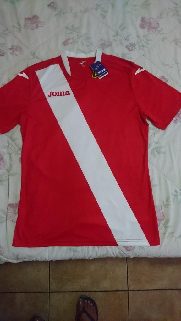 Polo Peru Marca Joma Nuevo Original M