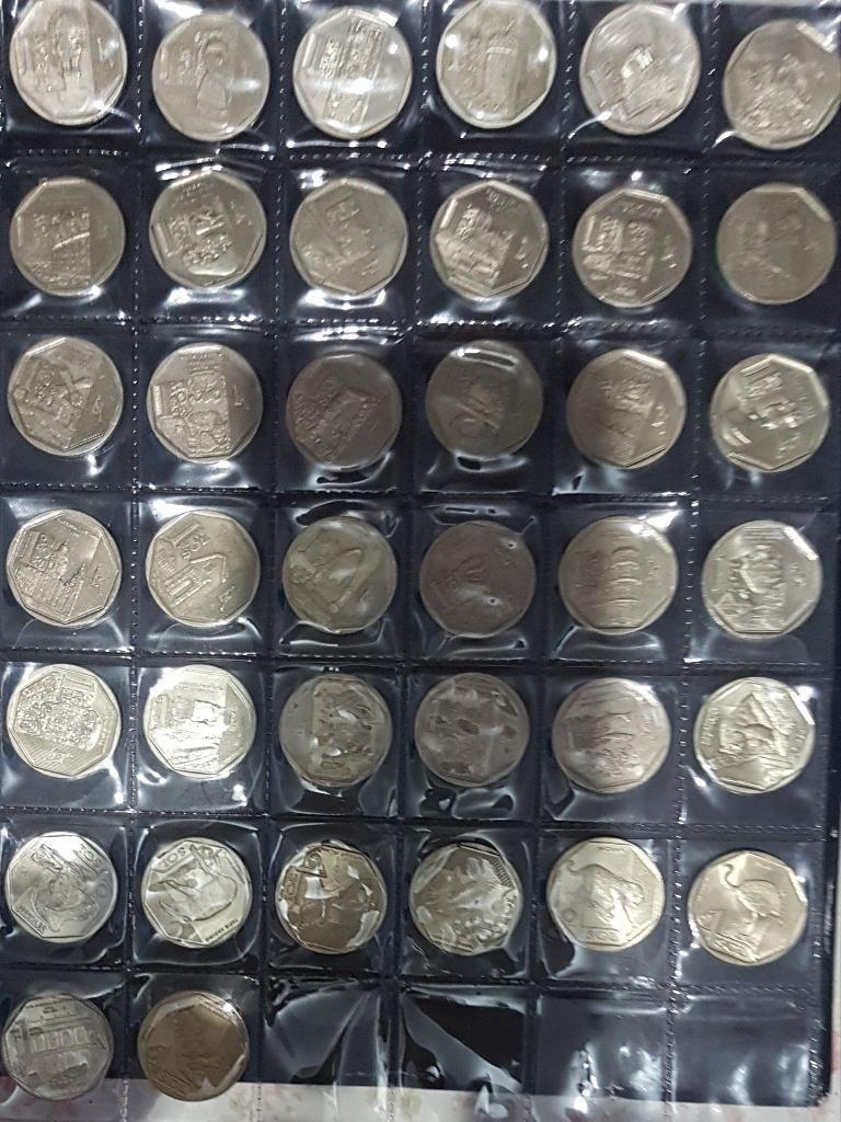Vendo Monedas Serie Numistica