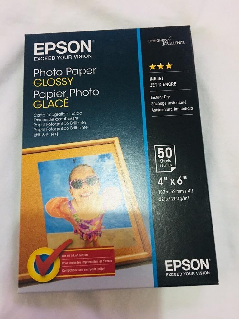 Papel Foto Epson