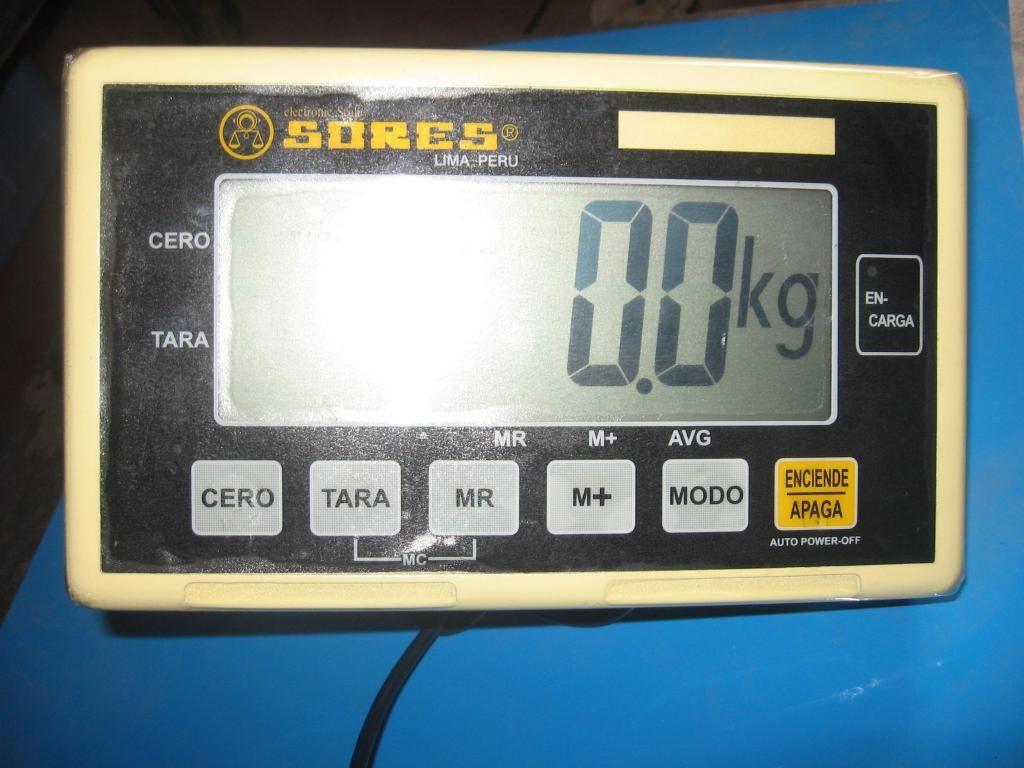 tecnico electronico de balanzas