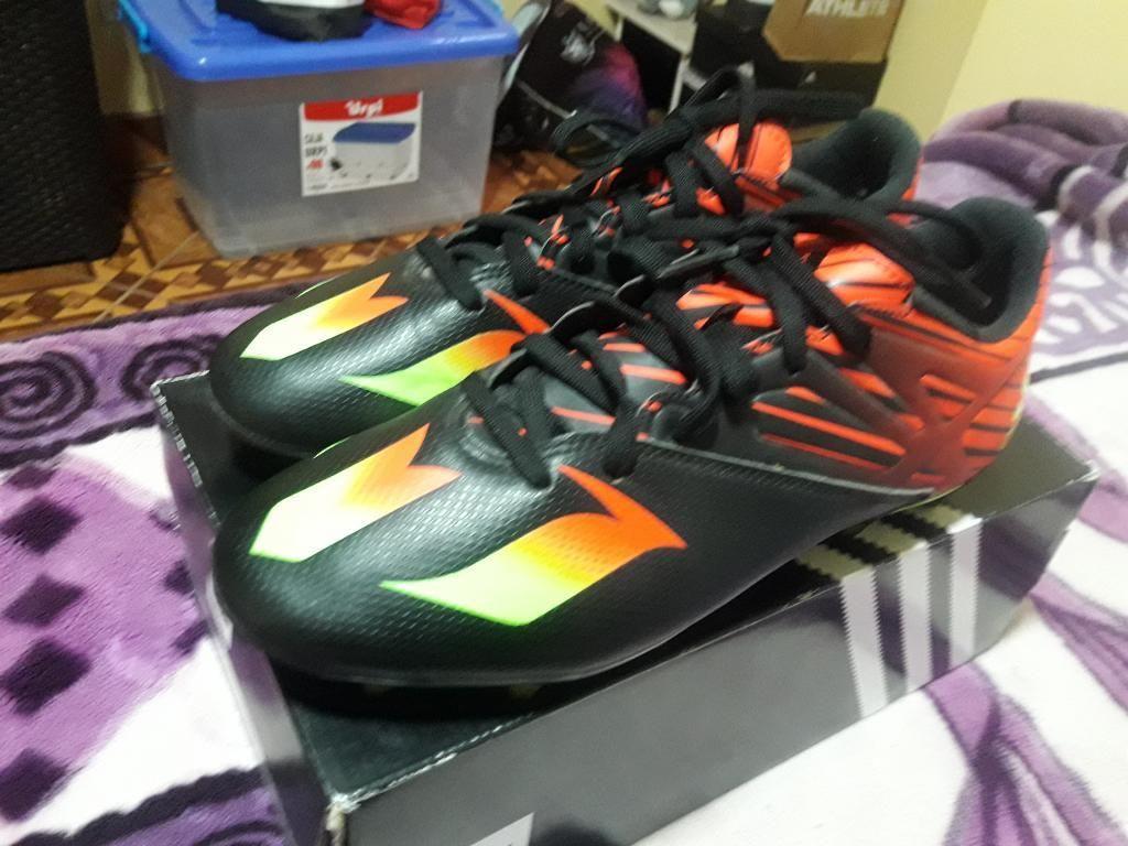 Chimpunes Adidas Messi 15.1 Fg Talla 43