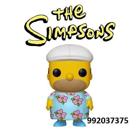 Funko Pop Homero Homer muumuu Simpsons