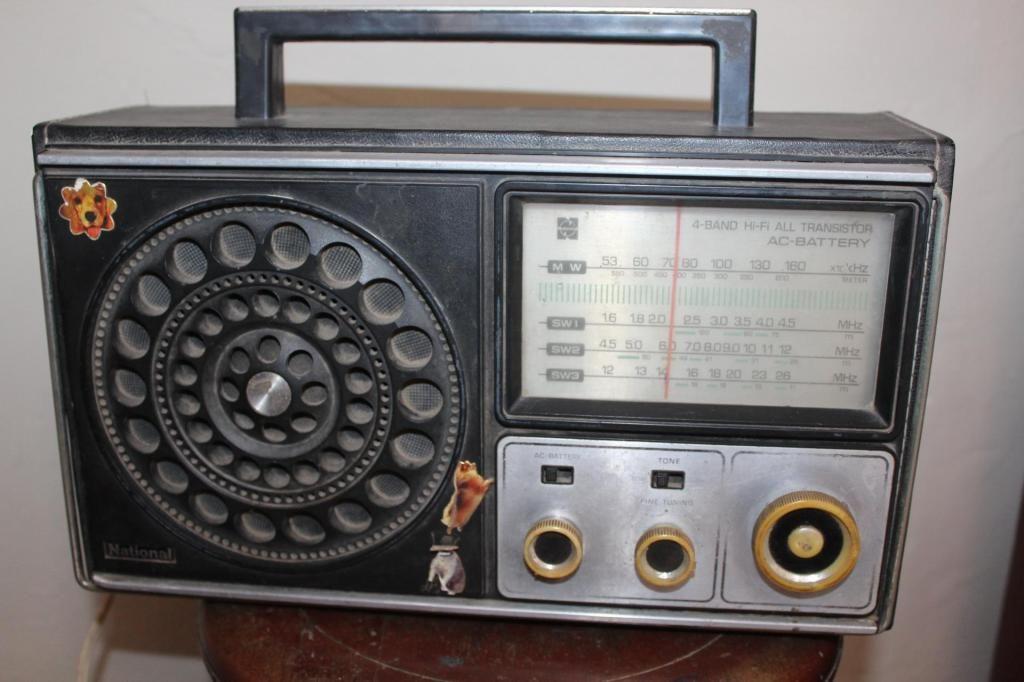 GE RADIO ANTIGUA NATIONAL