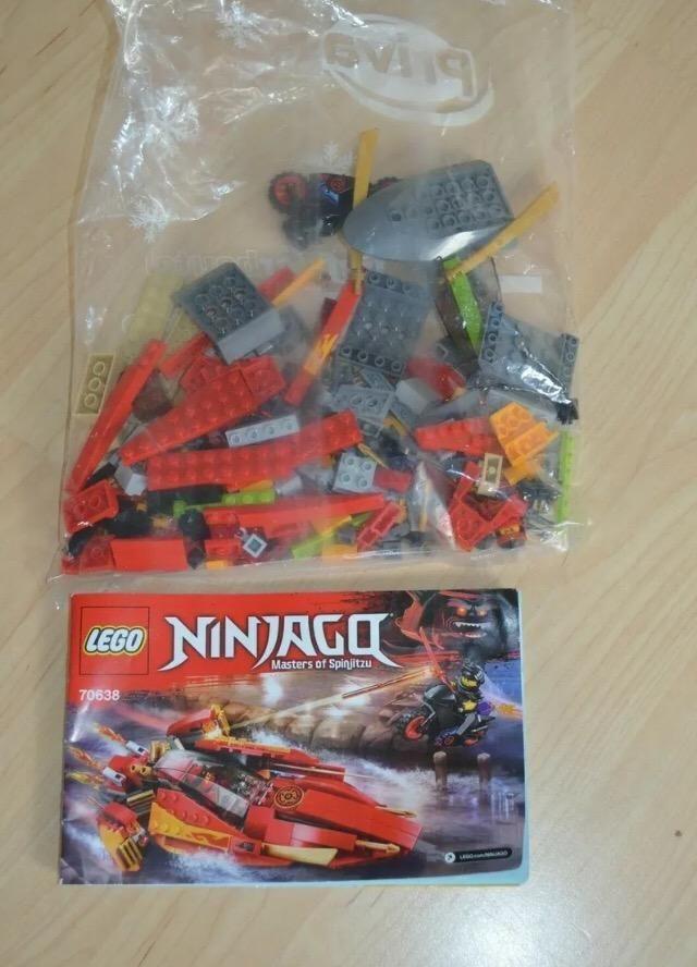 Lego Ninjago  Completo Todo