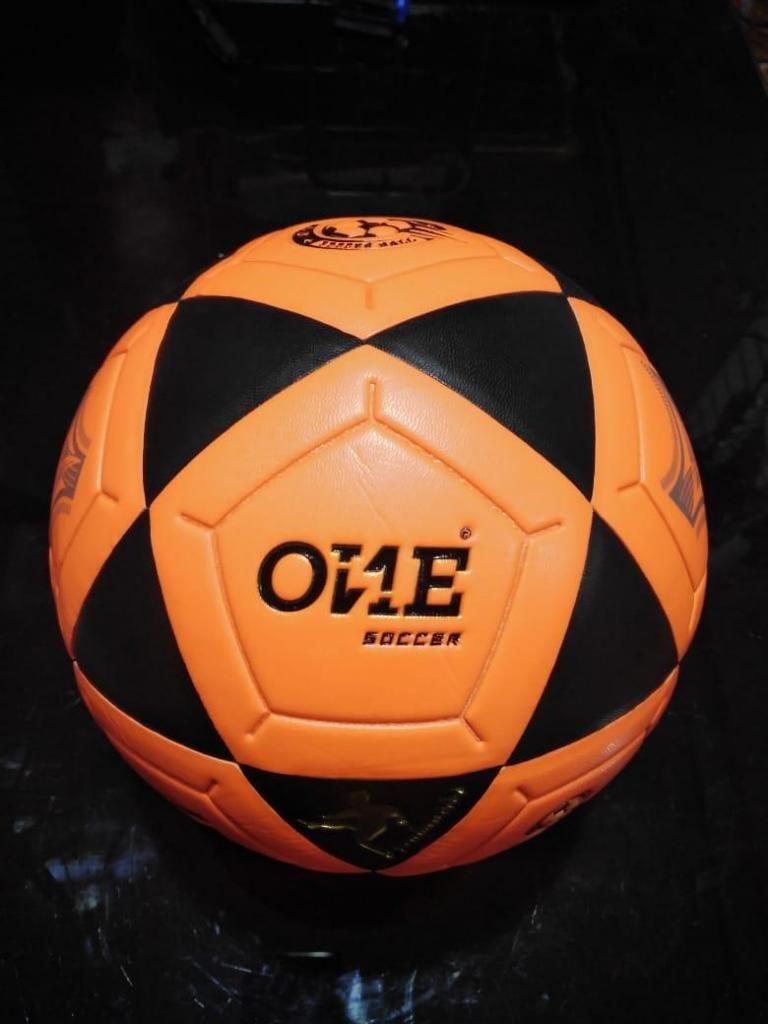 Pelota balón fútbol PU Cuero Vulcanizado #3, #4 y #5