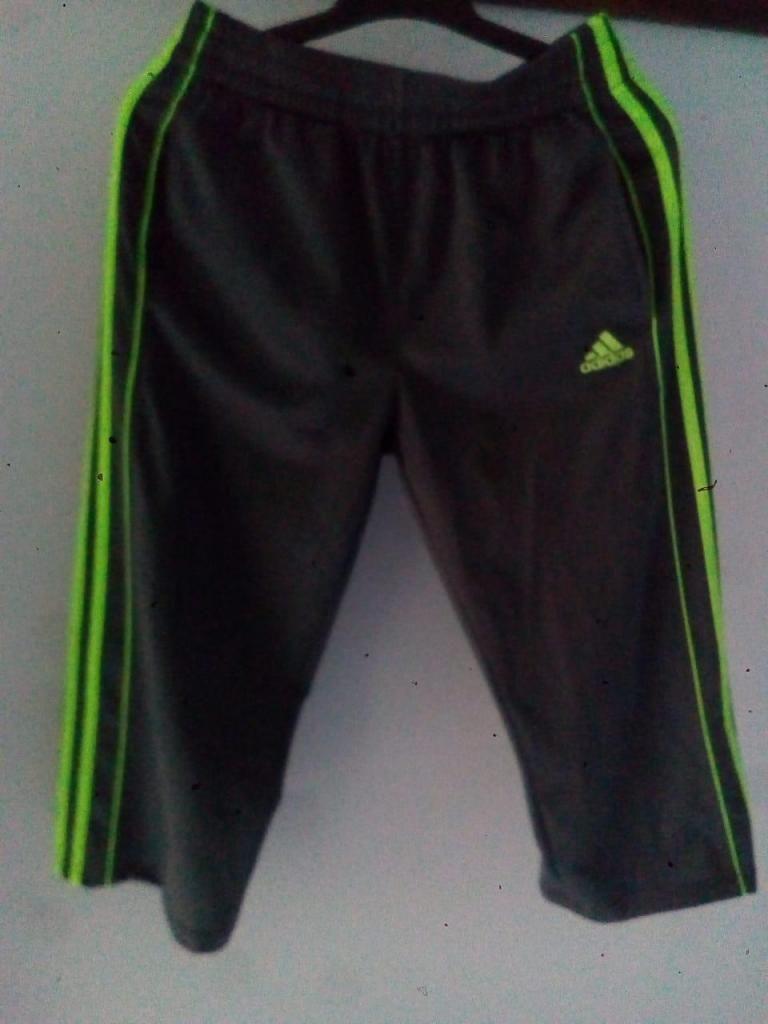 Buzo Adidas 3/4 Talla M/L Original Estado 8/10