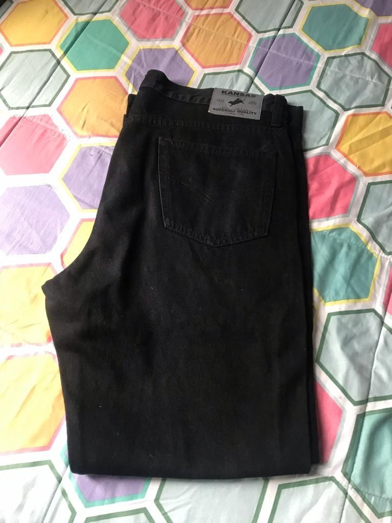Vendo Pantalon Jean Negro