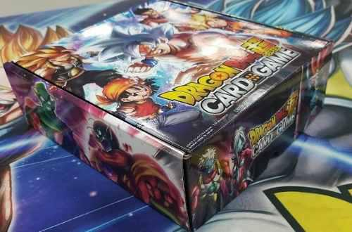 1,000 Tarjetas De Juego De Cartas De Dragon Ball Super