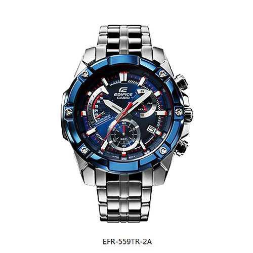 Casio Edifice Efr-559tr-2aer Toro Rosso 100% Nuevo Y Origina