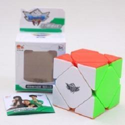 Cubo Mágico Rubik Cyclone Boys Magnetic Skewb Cube