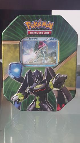 Lata Temática Con 70 Cartas Pokemon