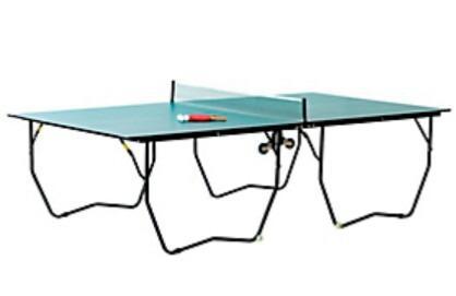 Mesa De Ping Pong Nuevo En Caja Con Todos Sus Accesorios