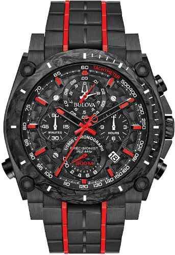 Reloj Bulova 98b313 Precisionist Cronógrafo - 100% Original