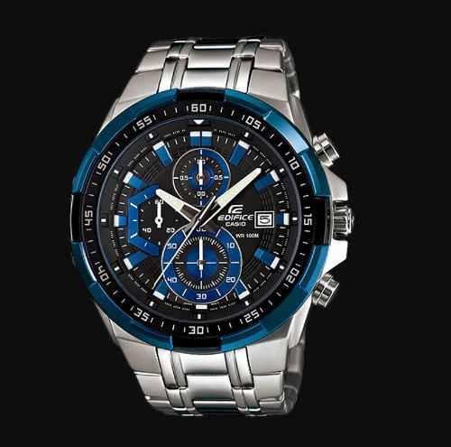 Reloj Casio Edifice Efr-539d-2av -100% Nuevo Y Original 2018