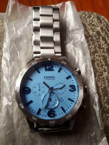 Reloj Fossil Jr1509 Nuevo (segundero Avanza De Dos En Dos)