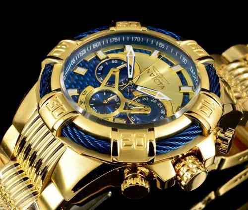 Reloj Invicta Bolt 27062 100% Original Y Nuevo (2 Colores)