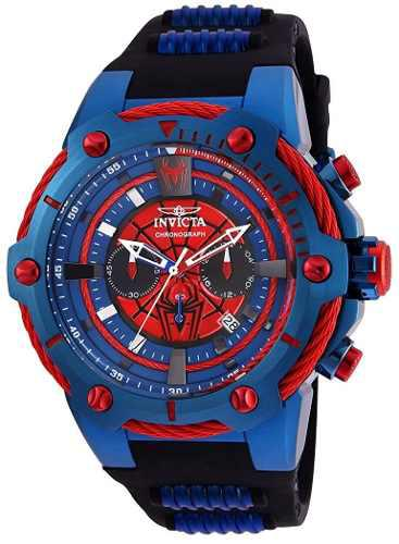 Reloj Invicta Marvel Spiderman Original