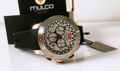 Reloj Mulco Prix Cronografo Original !!